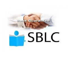 We are direct providers of BG and SBLC