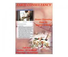 House Cleansing Testimonial