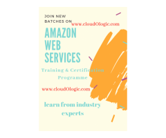 Learn AWS cloud platform by Industry Experts