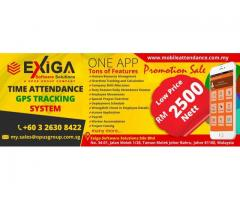 event attendance tracking malaysia