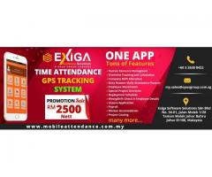 mobile attendance tracking with qr codes malaysia
