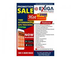 electronic attendance recording system malaysia