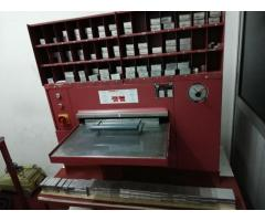 Car License Plate Machine for Sale