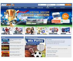 Maxbet/Ibcbet - Best Online Sports Betting Malaysia