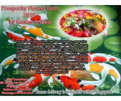 Signature Prosperity Flower Bath by Master Zakti