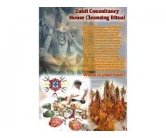 House Cleansing Session by Master Zakti