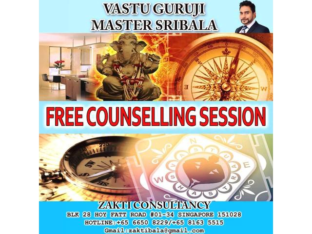 Free Counselling Session with Master Zakti