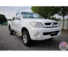 Toyota Hilux Single Cab 2.5 (MT)