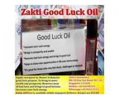 Excellent Good Luck Attraction Oil