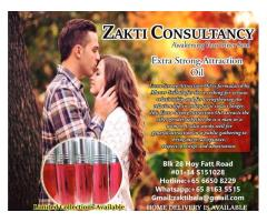 Strongest Attraction Oil by Zakti