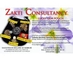 New and Lucky Charm Pouch by Zakti