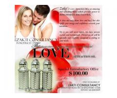 New and Original Formula Love Charm Oil