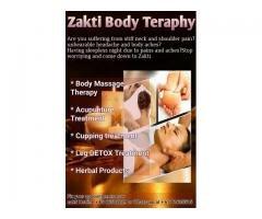 Most Effective Zakti Body Therapy