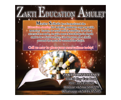 New and Excellent Education Amulet by Zakti