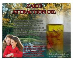 Excellent and New Attraction Oil by Master Zakti