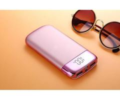Buy 10000mAh LCD Display Slim BIS Approved Power Bank Y9W Best Portable Charger