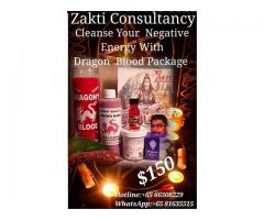 New and Effective Dragon Blood by King Zakti