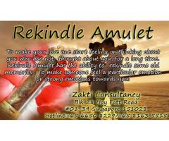 Most Powerful Rekindlle Amulet by King Zakti