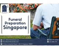 Funeral Preparation Singapore