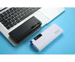 Buy 10000mAh Power Bank with LED Indicator