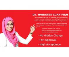 We provide various types of loans.