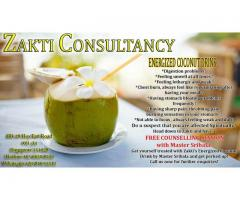 Most Effective Vitalized Coconut Drink by Master Sribala