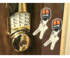 Door lock installation Singapore