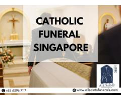 Catholic Funeral Singapore
