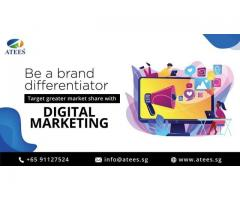 Digital Marketing Company in Singapore
