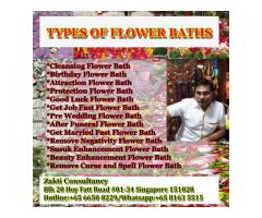 Impressive Flower Baths for Your Health and Beauty