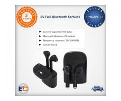Buy i7S TWS Bluetooth Earbuds with Charging Box