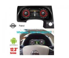 Nissan Patrol Refit Car multimedia dashboard Modification Android Car GPS
