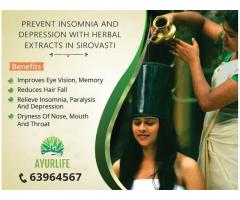 Ayurvedic Treatment For Hair Fall | Natural Pain Relief