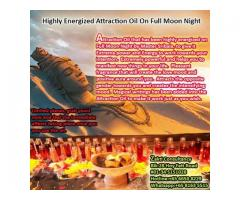 Impressive and Effective Attraction Oil on Full Moon Night
