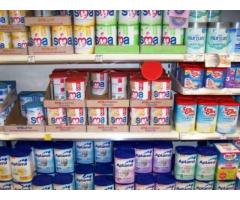 NAN,Aptamil,Similac,Friso,Pediasure and other baby product
