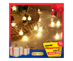Buy Christmas String Lights in Singapore