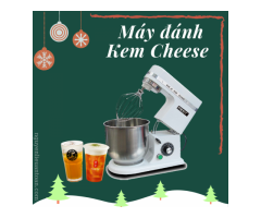 Cheese cream making machine