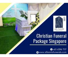 Christian Funeral Package Singapore