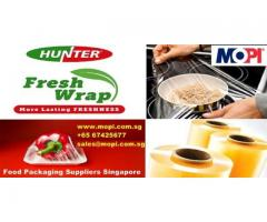 Food Packaging Suppliers Singapore