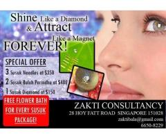 Effective and Impressive Susuk Special Package
