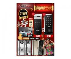 CHINESE NEW YEAR OFFERS FROM MY DIGITAL LOCK, GATEMAN DIGITAL LOCK + DOOR + GATE