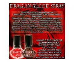 Marvelous Effect of Dragon Blood Spray