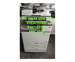 RICOH FULL COLOR PHOTOCOPIER MPC 4503
