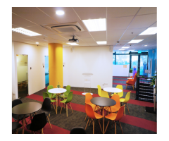 Serviced Office Space In Singapore
