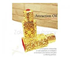 Brilliant Effect of Attraction Oil for Ladies