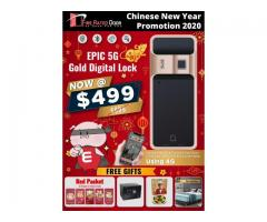 CHINESE NEW YEAR OFFERS FROM LEADING FIRE RATED DOOR SELLER IN SINGAPORE, GET EPIC 5G