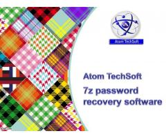 The Great Atom TechSoft Crack 7z password Recovery Software