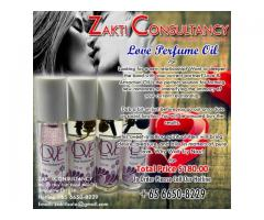 Brilliant Love Perfume Oil