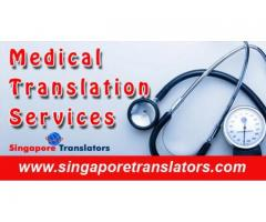 Top rated Medical Translation in Singapore