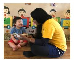 Camelot Infant Daycare Programs in Singapore